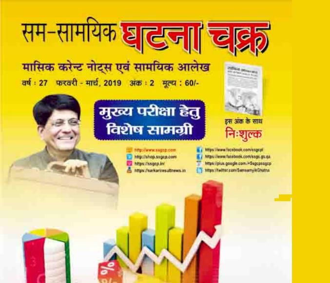 Ghatna Chakra Current Affair Magazine PDF Download -